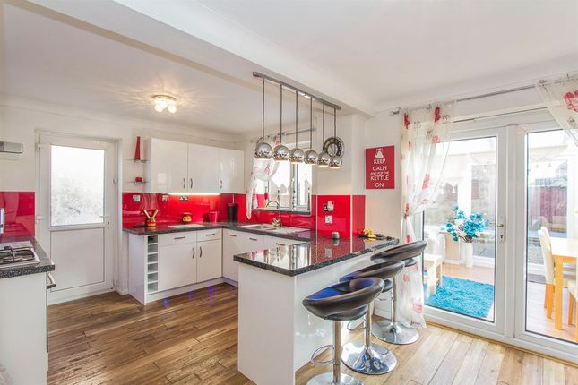 Thumbnail Detached house for sale in The Lea, Verwood