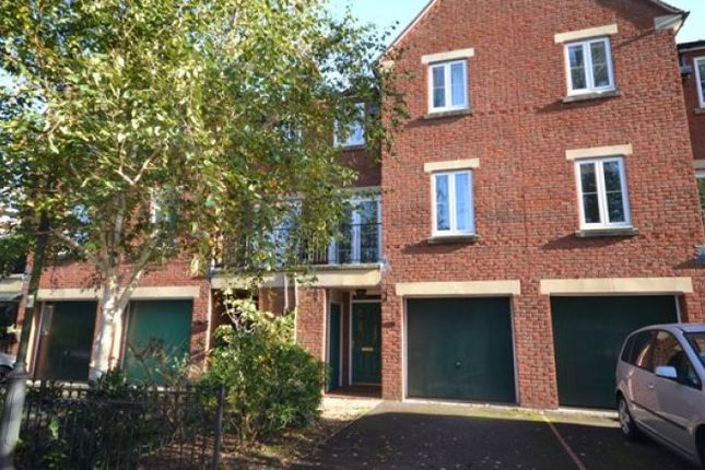 Thumbnail Town house to rent in Gras Lawn, Exeter