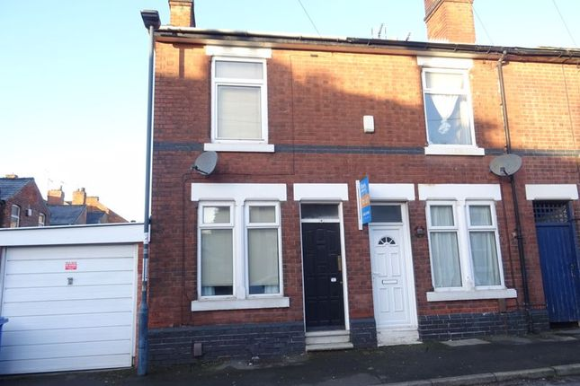 Thumbnail Terraced house to rent in Findern Street, Derby