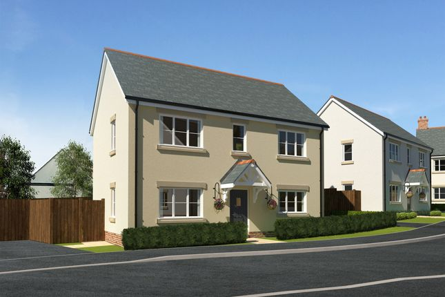 3 bed detached house for sale in Plot 10, Fishers Field, Halberton, Tiverton EX16