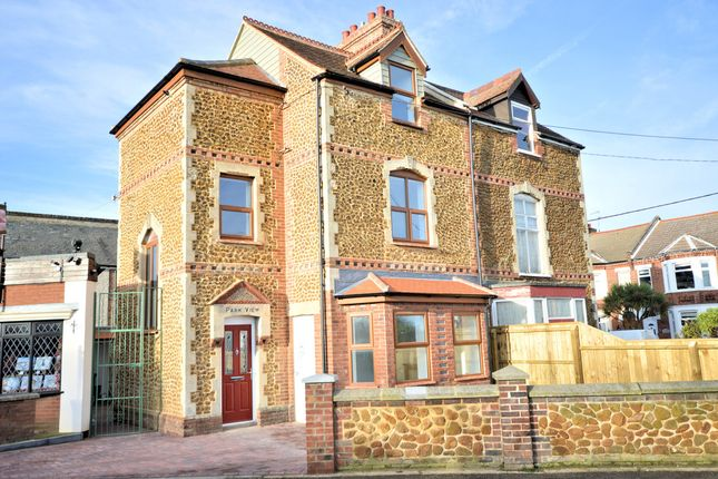 Thumbnail Semi-detached house for sale in Cromer Road, Hunstanton