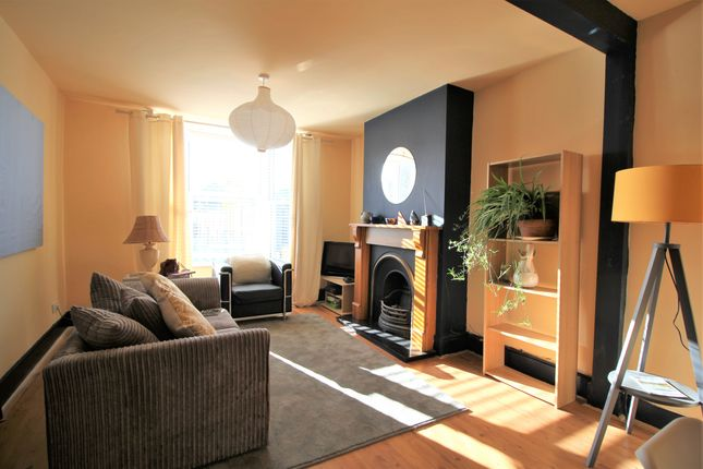 Thumbnail End terrace house to rent in High Street, Garlinge, Margate