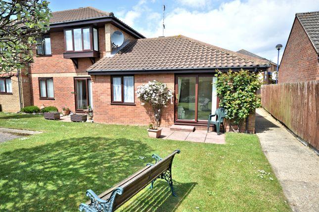 Thumbnail Semi-detached bungalow for sale in Silfield Gardens, Hunstanton