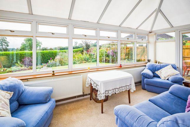 Conservatory of Trefonen Road, Morda, Oswestry, Shropshire SY10