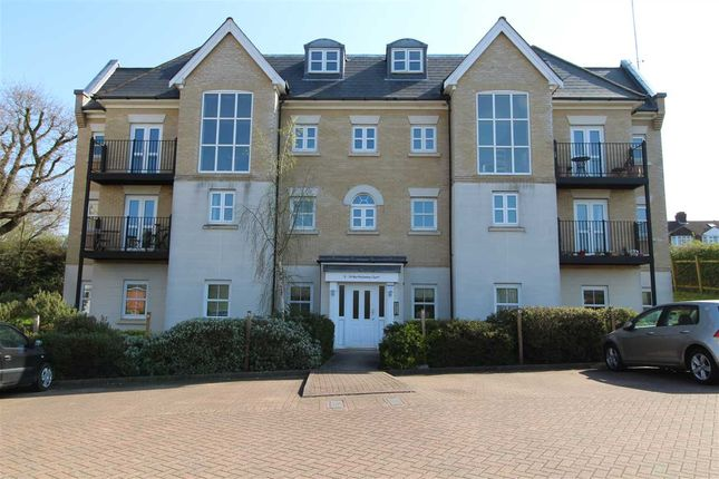 Thumbnail Flat for sale in Bartholomew Court, Mile End Road, Colchester