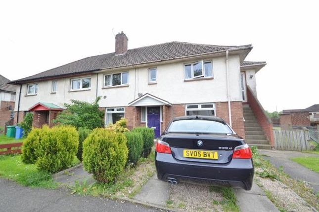 Thumbnail Flat to rent in Mcgrigor Road, Rosyth, Dunfermline