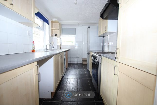 Thumbnail Terraced house to rent in Chamberlain Road, Chatham
