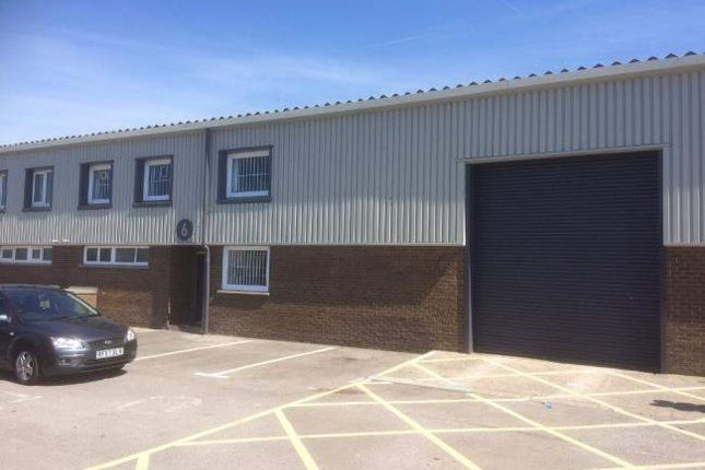 Thumbnail Industrial to let in Unit 6, Raven Close, Bridgend Industrial Estate, Bridgend