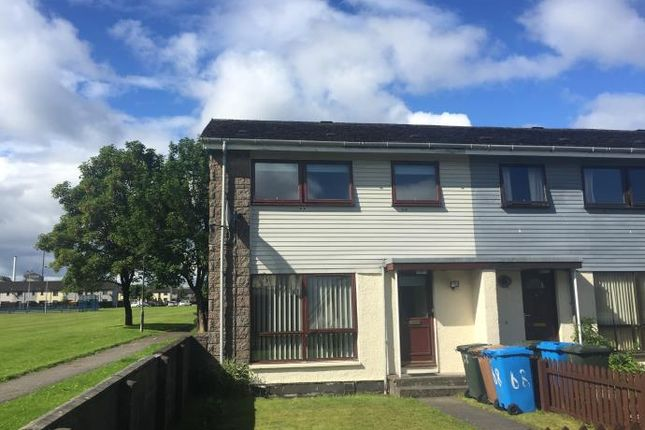 Thumbnail End terrace house to rent in 68 Inverbreakie Drive, Invergordon, Ross-Shire