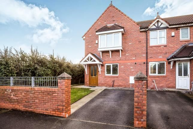 Front Ele of St Peters Road, Birkenhead, Wirral CH42