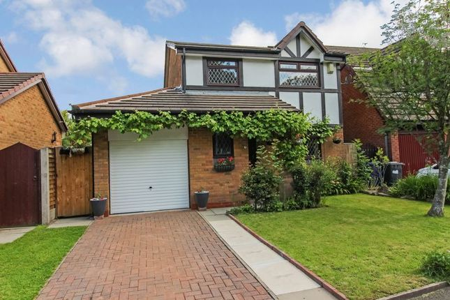 Thumbnail Detached house for sale in Greenbank Road, Radcliffe, Manchester