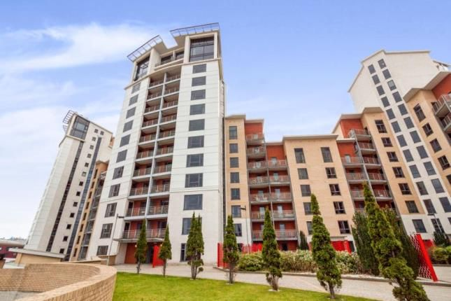 Thumbnail Flat for sale in Baltic Quay, Mill Road, Gateshead, Tyne And Wear