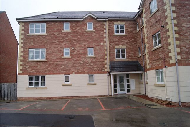 Thumbnail Flat for sale in Cong Burn View, Pelton Fell, Chester-Le-Street