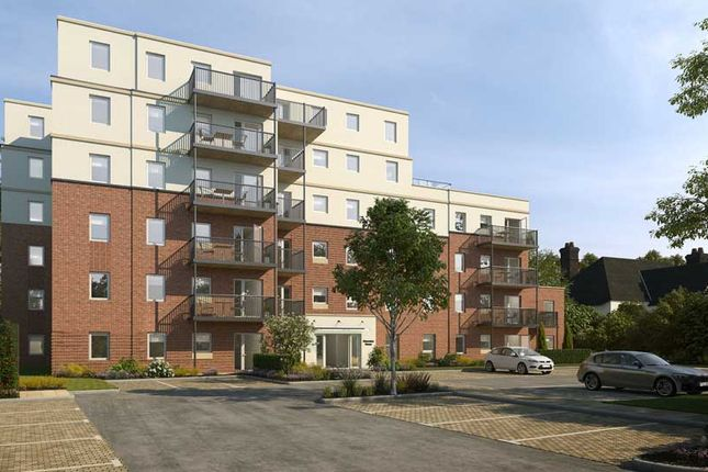 Thumbnail Flat for sale in 46-48 Tower Road, Poole