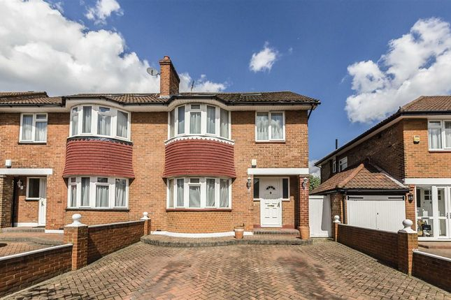 Thumbnail Semi-detached house for sale in Vyner Road, London