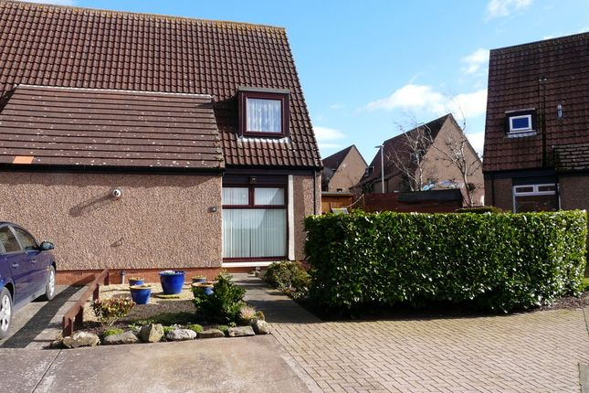 Thumbnail Semi-detached house for sale in Blackhall Court, Tweedmouth, Berwick Upon Tweed, Northumberland
