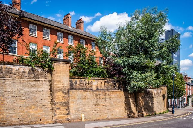 Thumbnail Flat for sale in Standard Hill, Nottingham