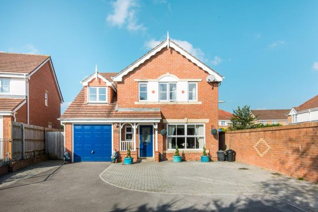Thumbnail Detached house for sale in Amey Gardens, Totton
