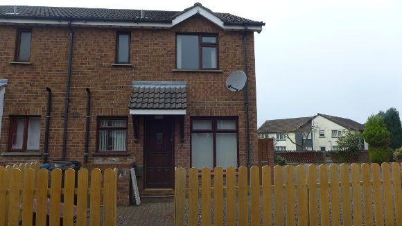 Thumbnail Semi-detached house to rent in Warren Grove, Lisburn