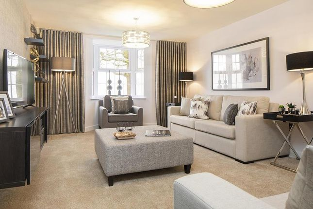 """4 bedroom detached house for sale in """"Holden"""" at Folly View Close, Penperlleni, Pontypool"""