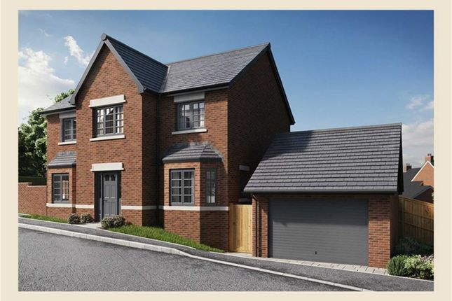 Thumbnail 4 bedroom detached house for sale in Copper Beeches, Killay, Swansea