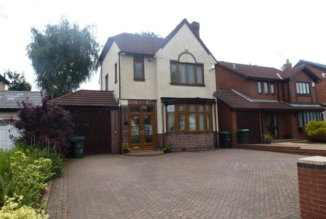 Thumbnail Detached house for sale in Park Lane, Wednesbury