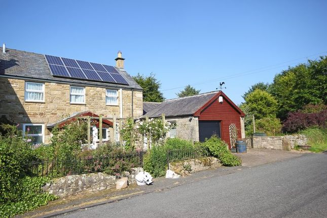 Thumbnail Cottage for sale in Stannersburn, Hexham