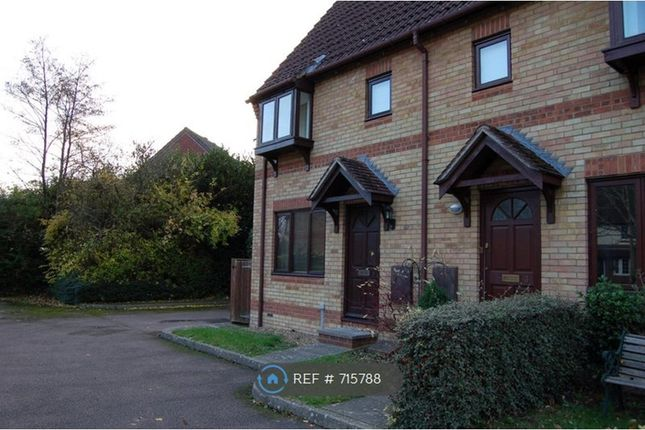 Thumbnail Semi-detached house to rent in Bowling Green Drive, Hook