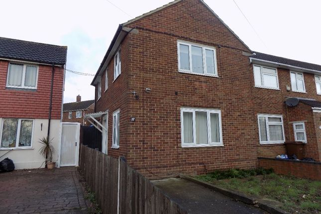 Thumbnail Terraced house for sale in Sturry Way, Gillingham