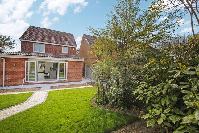 Rear External of Woodhurst Drive, Standish, Wigan WN6