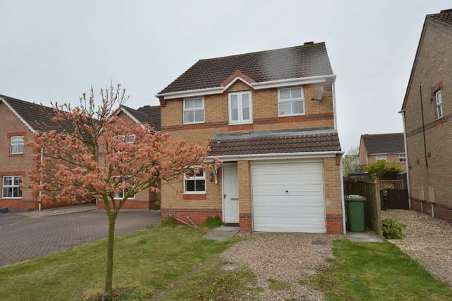 Thumbnail Detached house for sale in Fenners Avenue, Bottesford, Scunthorpe