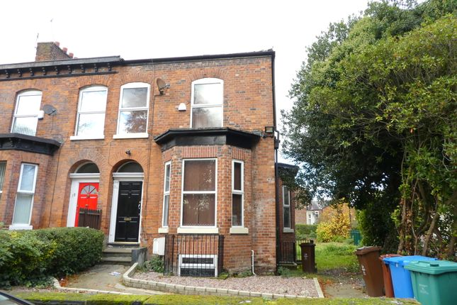 Thumbnail Semi-detached house to rent in Victoria Road, Fallowfield, Manchester