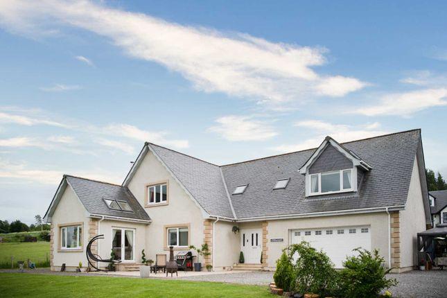 5 bed detached house for sale in Lentran, Inverness IV3