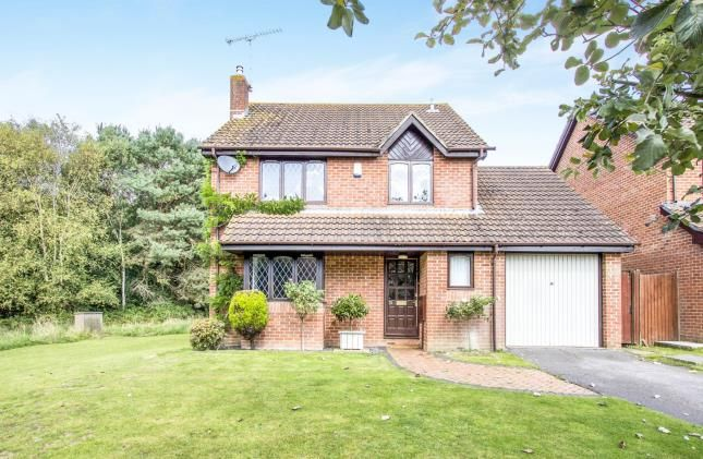 Thumbnail Detached house for sale in Winterhayes Close, Poole
