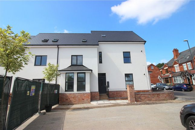 Thumbnail Flat for sale in Flat 3, White House, Nottingham Road, Spondon
