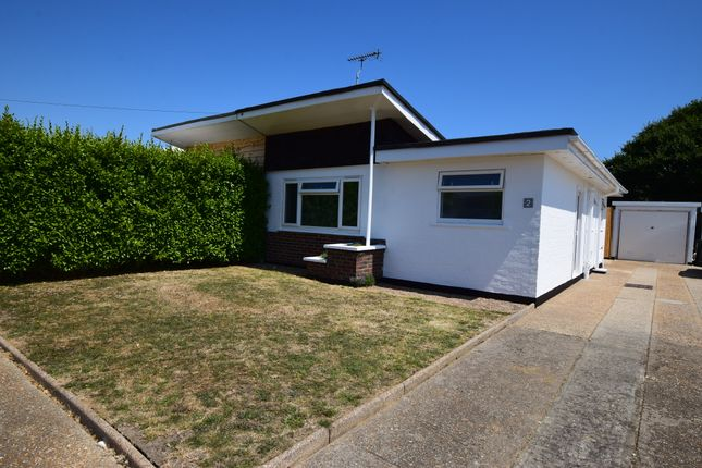 Front of Camber Way, Pevensey Bay BN24