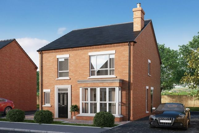 Thumbnail Detached house for sale in - The Knightsbridge Regent Park, North Road, Newtownards