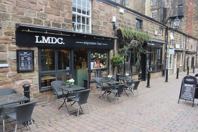 Thumbnail Restaurant/cafe for sale in John Street, Harrogate