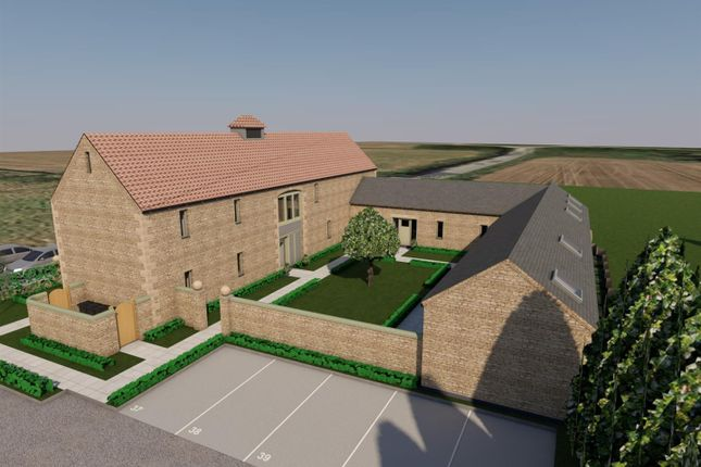 Thumbnail Flat for sale in Towngate Mews, Towngate East, Market Deeping, Peterborough