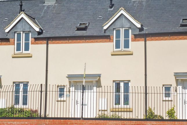 Thumbnail Terraced house for sale in Station Road, Thrapston, Kettering