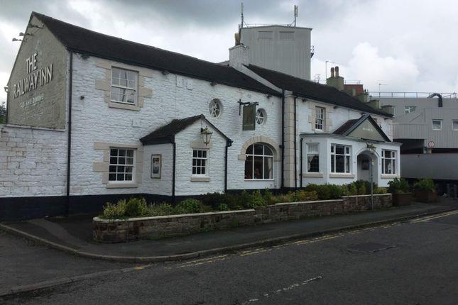 Thumbnail Pub/bar for sale in Congleton CW12, UK