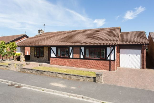 Thumbnail Bungalow for sale in Balfour Way, Strensall, York