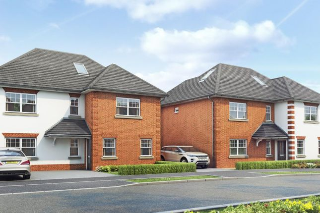 Detached house for sale in Grange Crescent, Chigwell, Essex