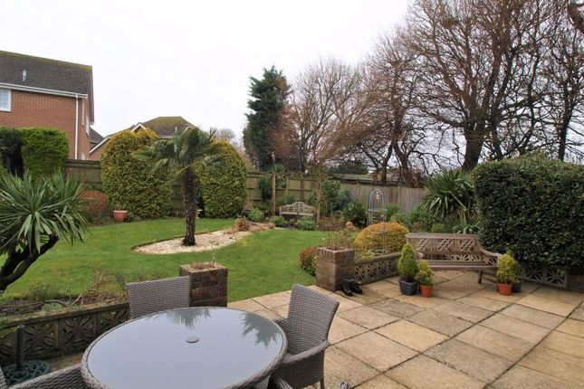 Rear Garden of Spurway Park, Polegate BN26