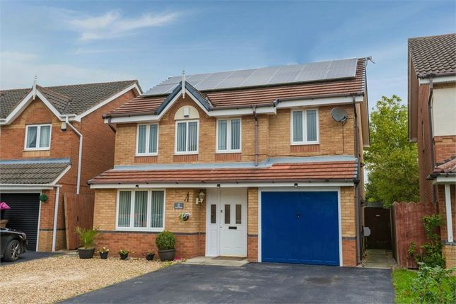 Thumbnail 4 bed detached house for sale in The Pastures, St Helens, Merseyside