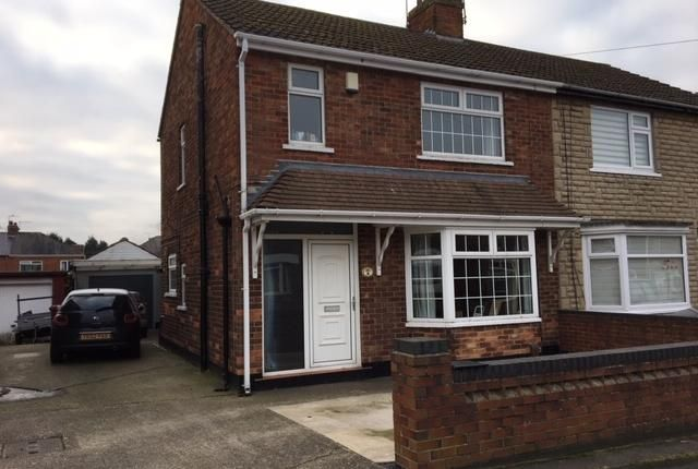 Thumbnail Semi-detached house for sale in Davy Avenue, Scunthorpe
