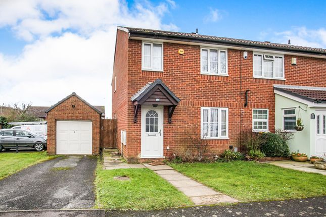 3 bed semi-detached house for sale in Bushmead Road, Luton LU2