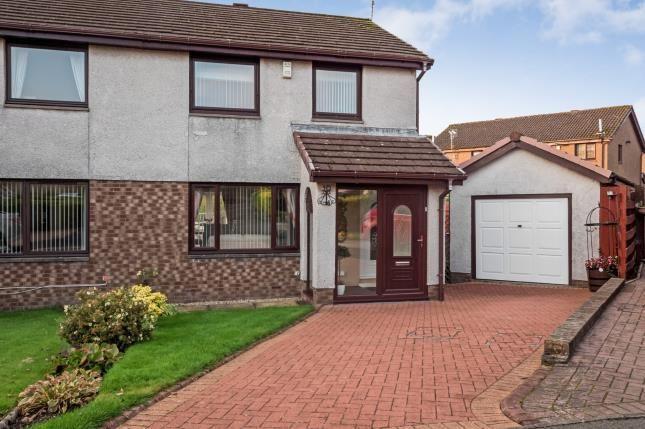 Thumbnail Semi-detached house for sale in Hart Wynd, Bannockburn, Stirling, Stirlingshire