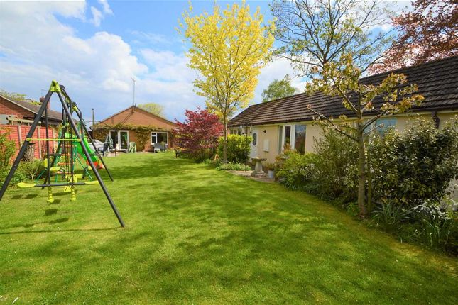 Thumbnail Detached bungalow for sale in Cotgrave Lane, Tollerton, Nottingham