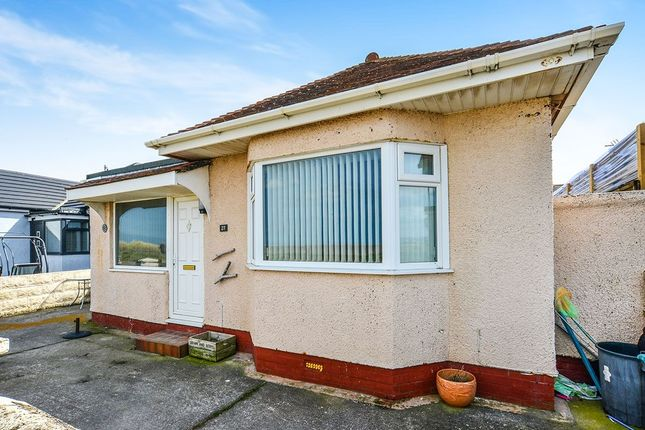 Thumbnail Bungalow to rent in The Promenade, Kinmel Bay, Rhyl